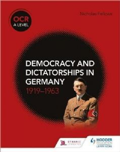 Democracy and Dictatorships in Germany 1919-63